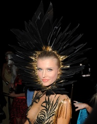 Joanna Krupa - 2015 Casamigos Tequila Halloween Party in Los Angeles 10/30/15