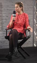 Vogue Williams - AOL Build London Mar.21.2017