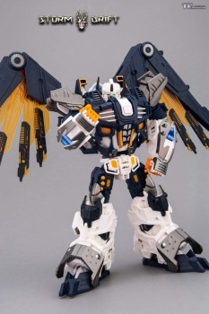 [Mastermind Creations] Produit Tiers - Reformatted R-11 Seraphicus Prominon - aka Nova Prime P4ndS0CP