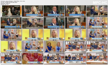 Jessica Simpson - Today Show - 9-14