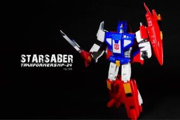 [Masterpiece] MP-24 Star Saber par Takara Tomy - Page 3 QkjCd74T