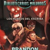 Los huesos del escriba - Brandon Sanderson