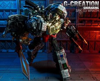 [GCreation] Produit Tiers - Jouet ShuraKing - aka Combiner Dinobots - Page 3 Jrqd8hkx