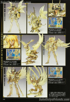 Cygnus Hyoga God Cloth ~ Original Color Edition ~ Abclj83B
