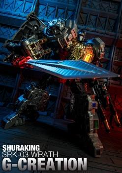 [GCreation] Produit Tiers - Jouet ShuraKing - aka Combiner Dinobots - Page 3 DsQsTnkk