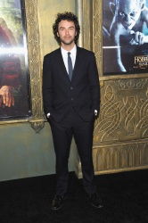 Aidan Turner - 'The Hobbit An Unexpected Journey' New York Premiere, December 6, 2012 - 50xHQ FZxm1y2m