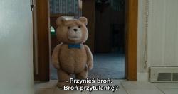 TED (2012) PLSUBBED.480p.BRRip.XViD.AC3-J25 / Napisy PL