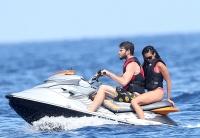 Nina Dobrev with her boyfriend Austin Stowell in Saint-Tropez (July 24) DapjRaSg