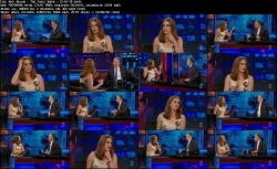 Amy Adams - The Daily Show - 12-10-13