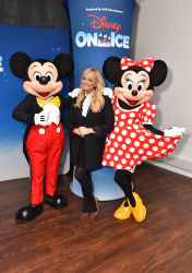 Emma Bunton - Disney On Ice presents Worlds of Enchantment @ O2 Arena in London - 12/22/15