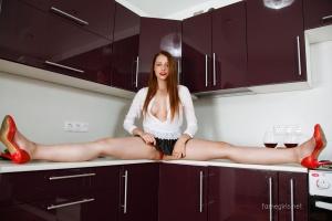 Isabella - In The Kitchen - [famegirls] T8BHLzP5