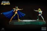 [Iron Studios] Diorama Hyoga vs Camus