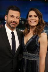 Mandy Moore - Jimmy Kimmel Live: June 9th 2017