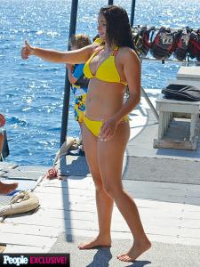 Ariel Winter Wearing a Bikini in Maui, Hawaii - July 1, 2015
