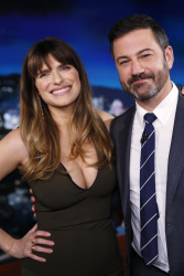 Lake Bell - Jimmy Kimmel Live: August 16th 2017
