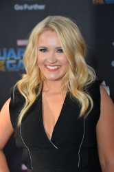 Emily Osment - Guardians Of The Galaxy Vol 2 Premiere 4/19/17