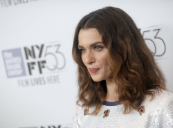 Rachel Weisz - 53rd New York Film Festival: The Martian Premiere @ Alice Tully Hall in NYC - 09/27/15