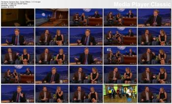 Cameron Diaz - Conan O'Brien - 7-17-14