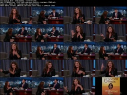 Rachael Ray - Jimmy Kimmel - 12-10-13