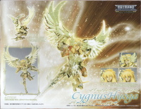 Cygnus Hyoga God Cloth ~ Original Color Edition ~ AcuDaKBL