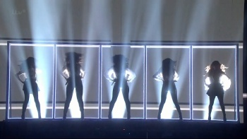 Fifth Harmony - BO$$ The X Factor UK 7th December 2014 720p