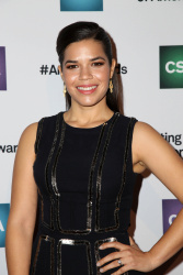 America Ferrera - Casting Society Of America's 31st Annual Artios Awards @ The Beverly Hilton Hotel in Beverly Hills - 01/21/16