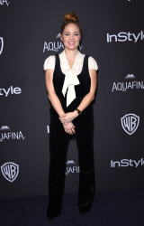 Erika Christensen - 2016 InStyle & Warner Bros. 73rd Annual Golden Globe Awards Post-Party @ the Beverly Hilton Hotel in Beverly Hills - 01/10/16