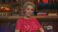 Gillian Anderson - Watch What Happens Live s13e74 24.4.2016