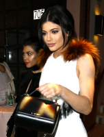 Kylie Jenner - At the Nine Zero One Salon Opening in LA 2/4/16
