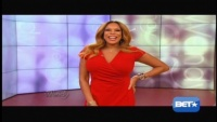 Wendy Williams Red Dress 10/10 Caps (MQ