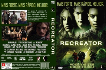 Capa DVD Recreator