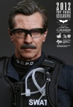 The Dark Knight: Lt. Jim Gordon Collectible Figure AawHUYQL