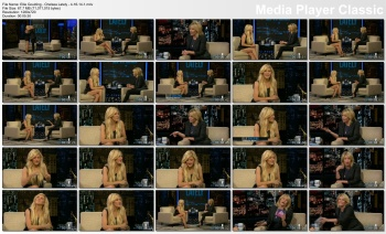 Ellie Goulding - Chelsea Lately - 4-16-14 (LEGS for days!)