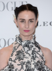 Erin O'Connor - Vogue 100: A Century Of Style @ the National Portrait Gallery in London - 02/09/16