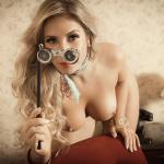 Gatas QB - Jaque Jatai Revista Sexy Outubro 2014