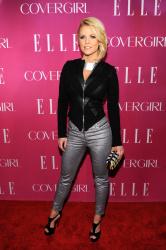 Carrie Keagan - ELLE Women in Music Celebration in NYC 4/10/13