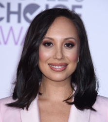 Cheryl Burke - 2016 People's Choice Awards @ Microsoft Theater in Los Angeles - 01/06/16