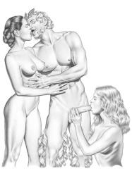 El Trazo Erotico 32