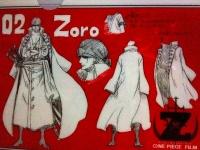 One Piece Movie Z (Movie 12) Ace004u9