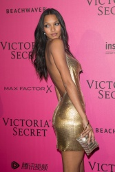 Lais Ribeiro - Victoria's Secret Fashion Show After Party in Paris (30.11.2016)
