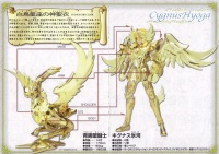Cygnus Hyoga God Cloth ~ Original Color Edition ~ AckoiRvK