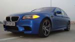 2012 BMW M5 driving impression