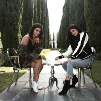 Kendall and Kylie Jenner   PacSun Holiday Collection October 2016