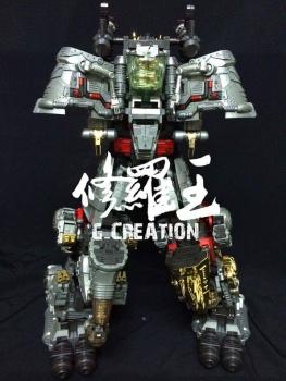 [GCreation] Produit Tiers - Jouet ShuraKing - aka Combiner Dinobots - Page 3 4eRQW8n6