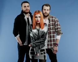 Paramore (Hayley Williams,  Jeremy Davis, Taylor York) - Chris McAndrew Photoshoot for The Guardian (February, 2013) - 35xHQ Ap3NhTGy