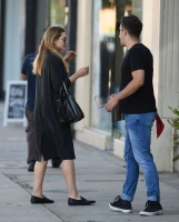 Elizabeth Olsen - Out in New York 10/6/16