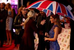 Cheryl Fernandez-Versini Cole Pride of Britain Awards 2014 in London 06/10/2014 8