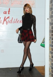 Taylor Swift - Shopping in London 12/1/14
