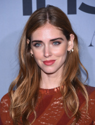 Chiara Ferragni - 2015 InStyle Awards @ the Getty Center in Los Angeles - 10/26/15