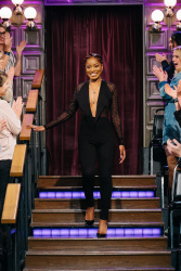 Keke Palmer - The Late Late Show with James Corden: January 30th 2017